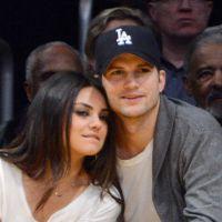 """Mila Kunis et Ashton Kutcher : photo du bébé dévoilée en mode """"Où est Charlie ?"""""""