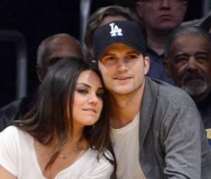 Mila Kunis et Ashton Kutcher : le prénom de leur fille dévoilé