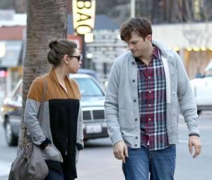 Mila Kunis et Ashton Kutcher parents depuis le 30 septembre 2014