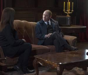 Blacklist saison 1 : Red dans le dernier épisode