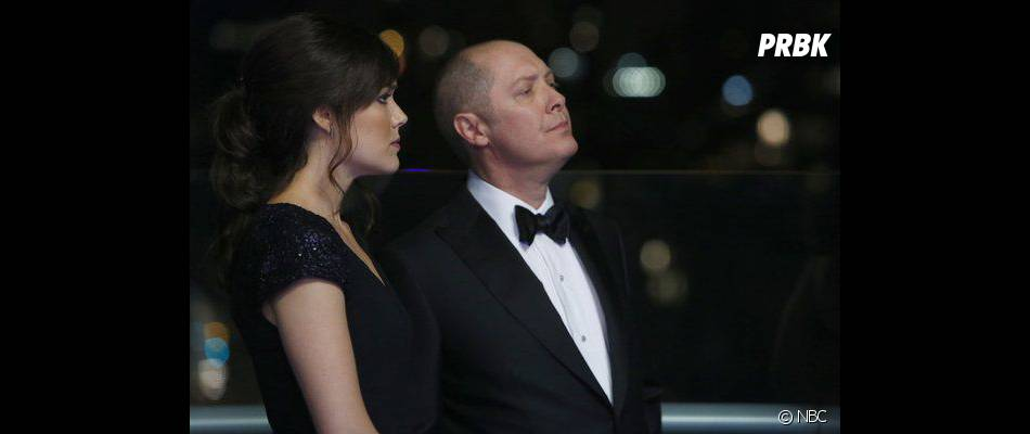 Blacklist saison 1 : Red et Liz sur une photo