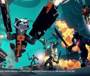 Test de Disney Infinty 2.0 Marvel Super Heroes est disponible depuis le 18 septembre 2014