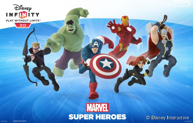 Test de Disney Infinty 2.0 Marvel Super Heroes est disponible depuis le 18 septembre 2014