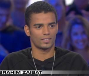 Brahim Zaibat dans Salut les terriens sur Canal+ le 11 octobre 2014