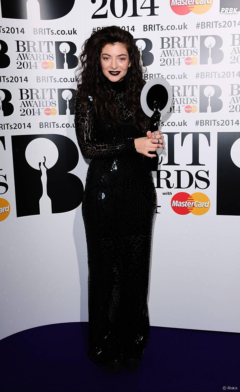 Lorde 14ème du classement des ados les plus influents de 2014
