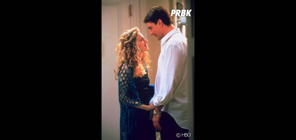 Sex and the City : Mr Big et Carrie