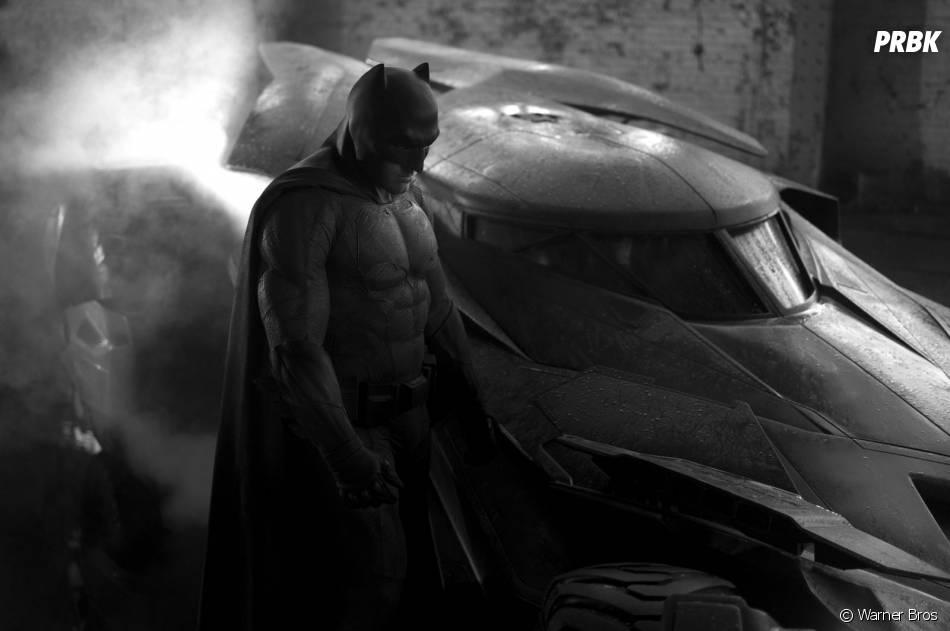 Batman v Superman : Ben Affleck dans la peau de Batman