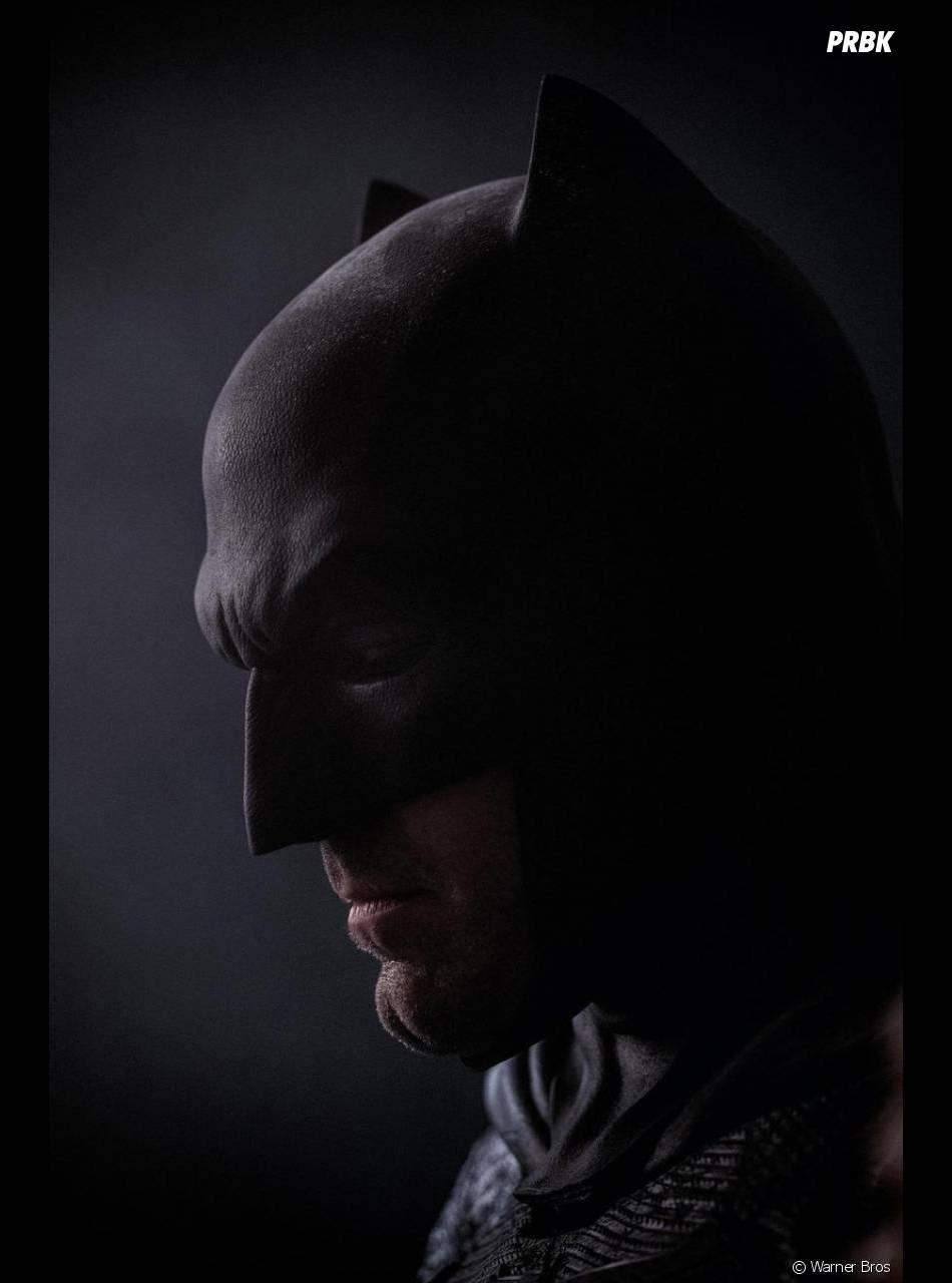 Batman v Superman : Ben Affleck sombre sur une photo du film
