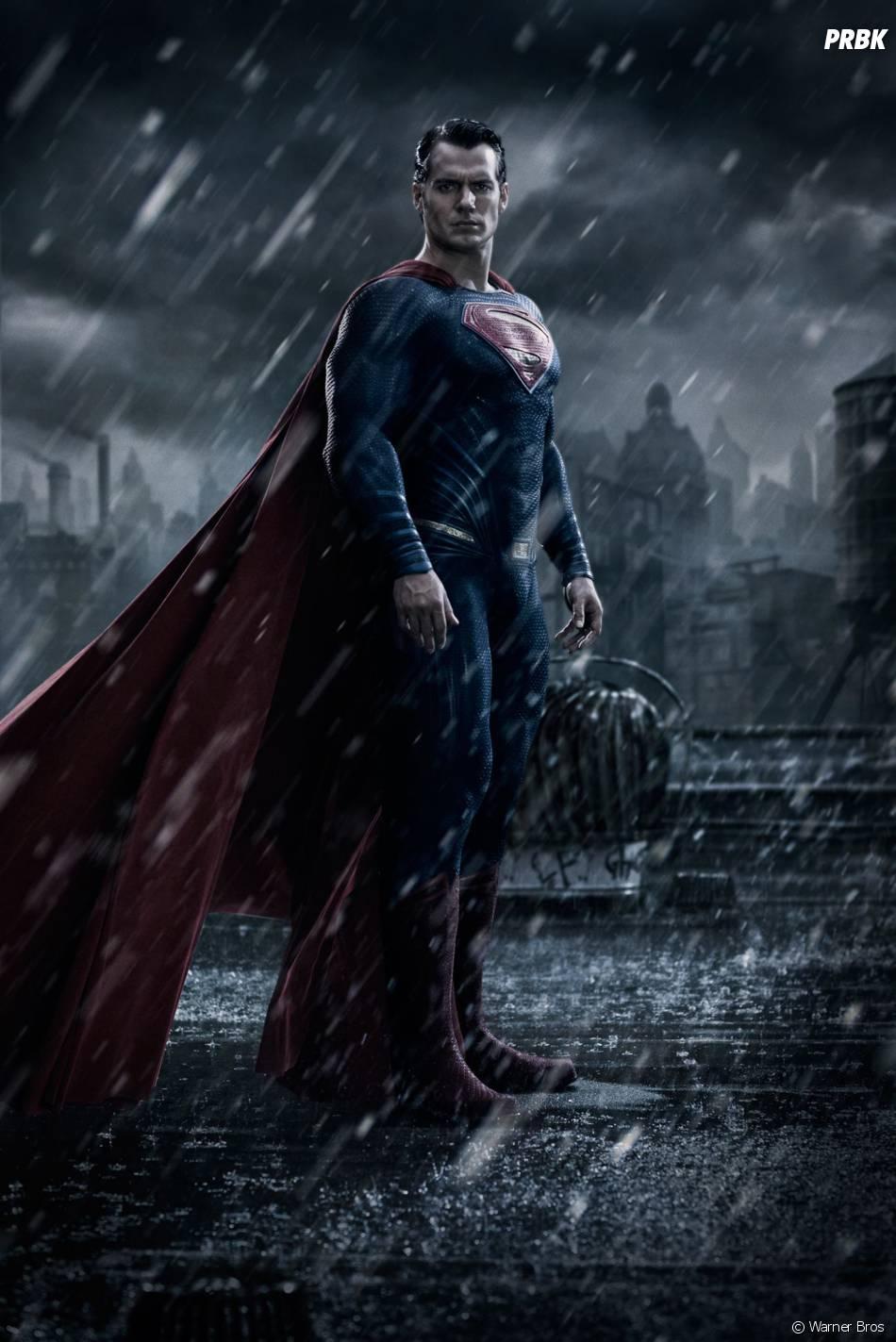 Batman v Superman : Henry Cavill retrouve son rôle de Superman