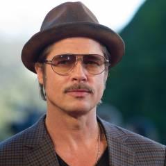 Brad Pitt à Paris : Mr Angelina Jolie n'est plus aussi canon...