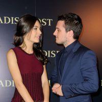 Josh Hutcherson et Claudia Traisac complices sur le tapis rouge