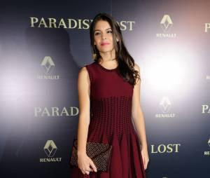 Claudi Traisac glamour pour Paradise Lost, le 21 octobre 2014 à Paris