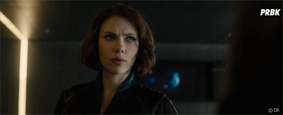Avengers 2 : Scarlett Johansson dans la première bande-annonce