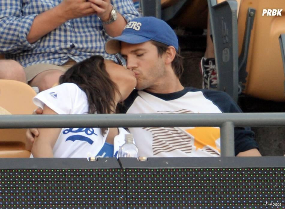 Mila Kunis et Ashton Kutcher : Wyatt bientôt grande soeur ?