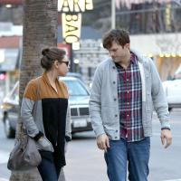 Milas Kunis maman : sa silhouette bientôt retrouvée ? Pas pour Ashton Kutcher