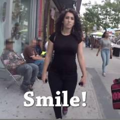 Elle marche 10 heures dans New York pour dénoncer le harcèlement de rue