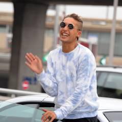 Eddy (Les Anges 6) : violente bagarre dans la rue, Anaïs Camizuli le défend