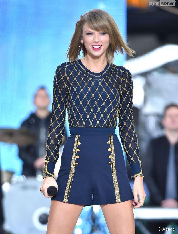 Taylor Swift : ses albums retirés de Spotify