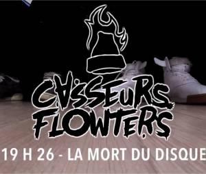 Casseurs Flowters - La Mort du disque, le clip officiel d'Orelsan et Gringe