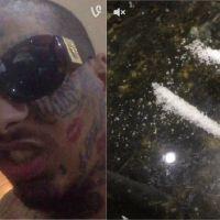 """Swagg Man, roi de la provoc : il sniffe de la """"coke"""" sur Vine et Twitter"""