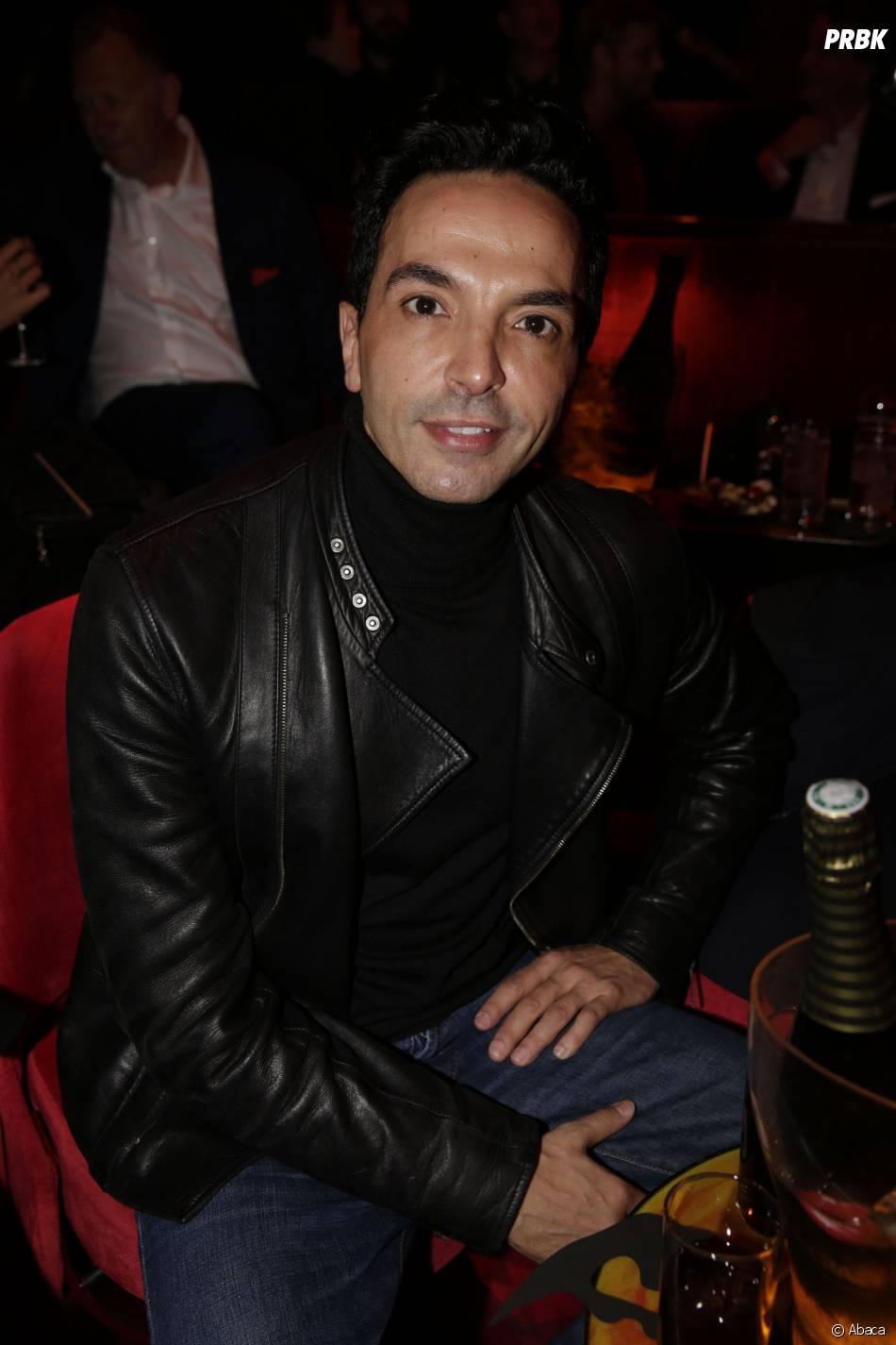 Concert de Conchitat Wurst dimanche 9 novembre 2014 au Crazy Horse à Paris : Kamel Ouali