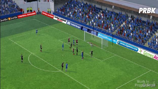 Football Manager 2015 : un meilleur moteur 3D