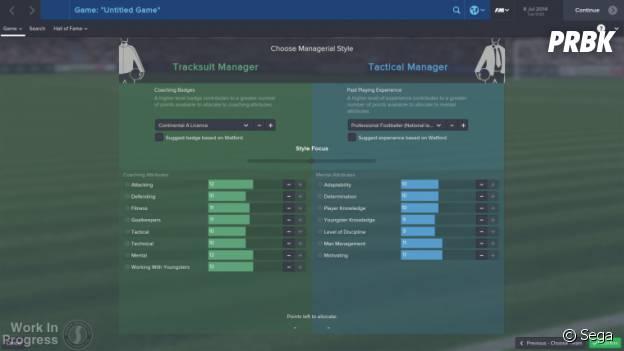 Football Manager 2015 : un nouveau type de management