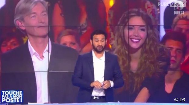 Cyril Hanouna : réaction sur l'affaire Nabilla en direct dans TPMP le mercredi 12 novembre 2014