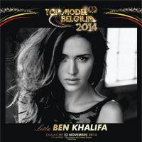 Leila Ben Khalifa remplaçante de Nabilla Benattia pour Top Model Belgium