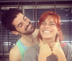 Danse avec les Stars 5 : Miguel Angel Munoz et Fauve Hautot complices