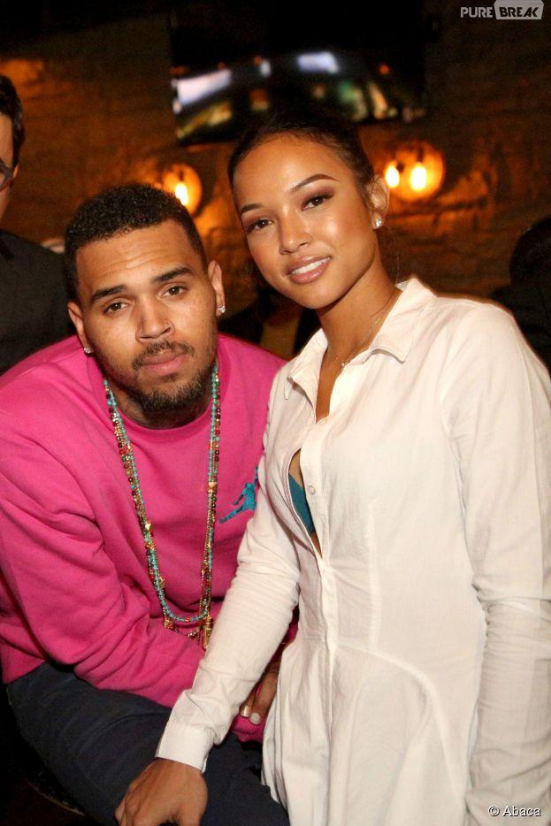 Chris Brown et Karrueche Tran, toujours en couple