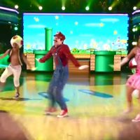 Danse avec les stars US : une choré délirante avec Mario et princesse Peach