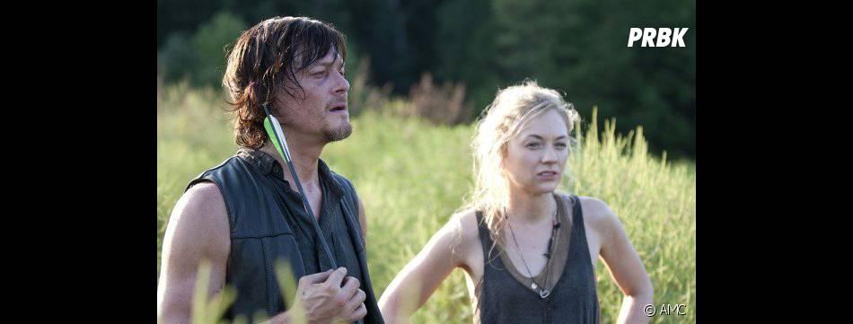 The Walking Dead saison 5 : Daryl et Beth, fin tragique d'une histoire