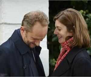 Benoît Poelvoorde officialise son couple avec Chiara Mastroianni