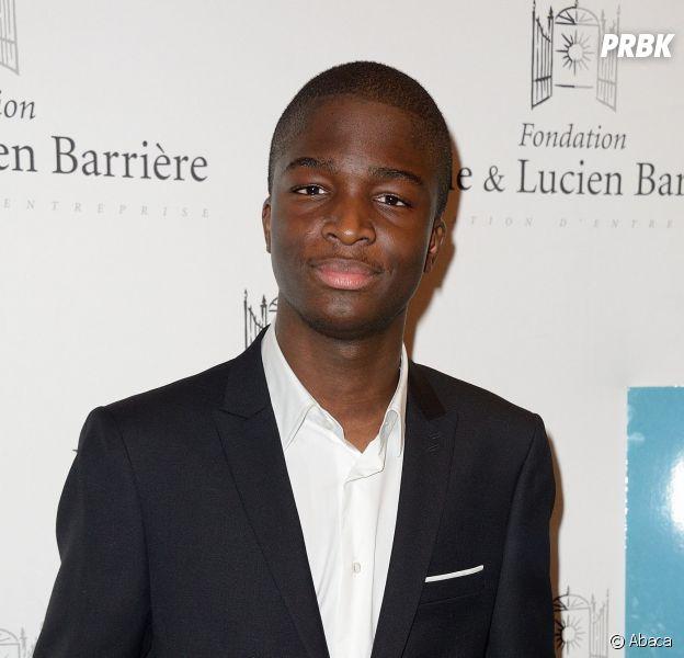 Stéphane Bak est à l'affiche du film Les Héritiers, à partir du 3 décembre 2014