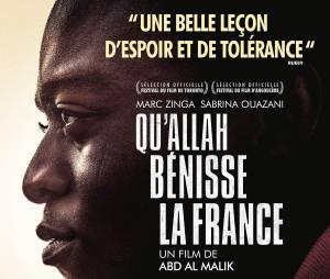 Qu'Allah bénisse la France réalisé par Abd Al Malik au cinéma le 10 décembre 2014