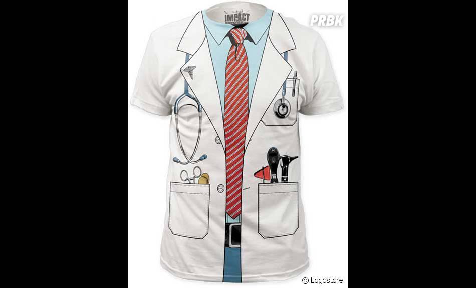 Les meilleurs produits dérivés séries et ciné : T-shirt blouse de ...