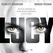 Lucy en DVD : testez les limites de votre cerveau lors d'un incroyable jeu concours