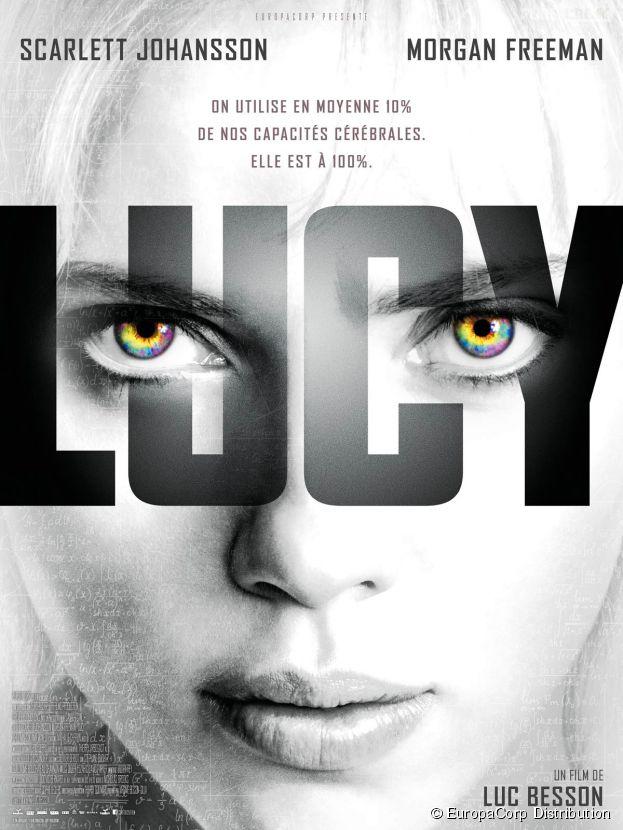Lucy : Etes-vous aussi intelligent que le personnage de Scarlett Johansson ?