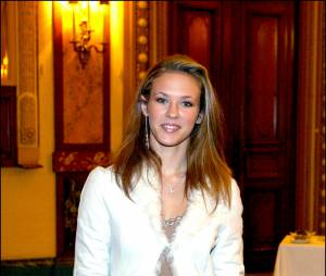 Lorie aux Monaco World Music Awards, en 2003