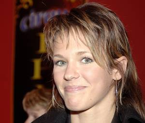 Lorie au Phenix Circus, en 2005