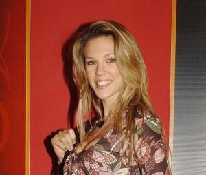 Lorie au Phenix Circus, en 2006