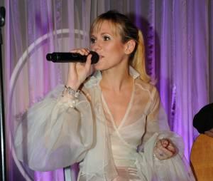 Lorie au Queen en novembre 2011