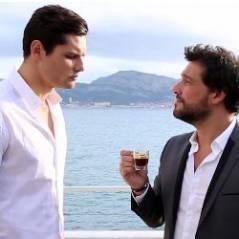 Titoff et Florent Manaudou : parodie de la pub Nespresso avec Clooney et Dujardin