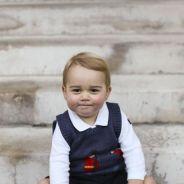 Prince George plus adorable que jamais sur de nouvelles photos officielles