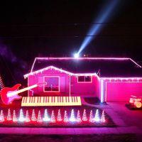 Impressionnant : voici des illuminations de Noël sur le thème de Star Wars
