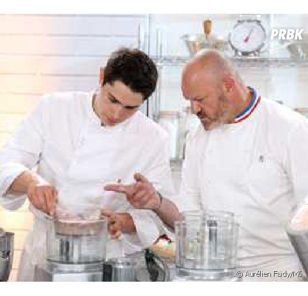Top Chef 2015 : le premier candidat est Xavier Koenig