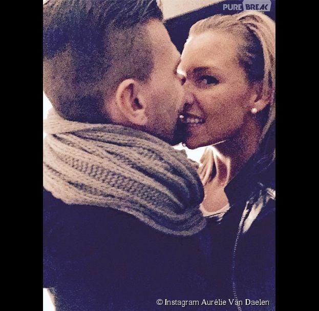 Aurélie Van Daelen enfin prête à présenter son copain sur Instagram ?