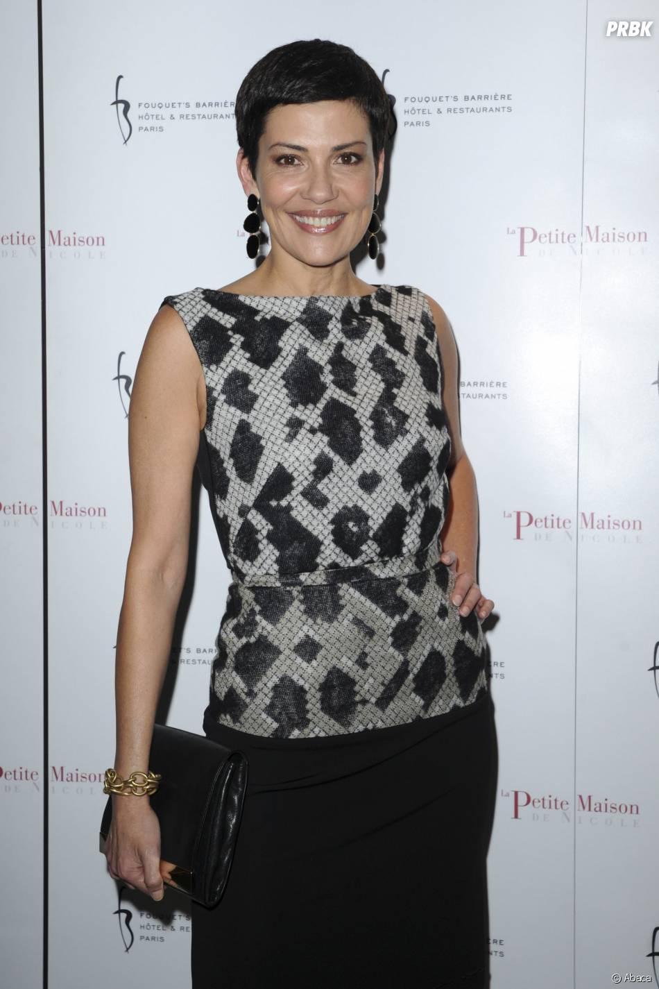 Cristina Cordula absente de la version anglaise