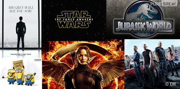 Hunger Games 4, Star Wars 7... les films qu'on a hâte de voir en 2015
